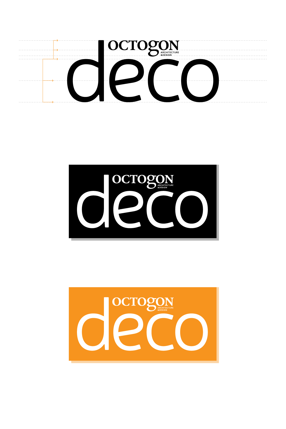 Octogon DECO magazin - 1 by Sólymos Ágnes Eszter