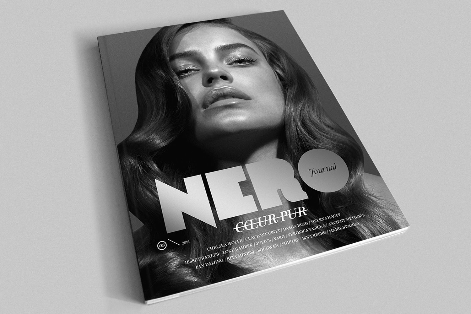 NERO Journal magazin Nr.3 - 1 by José Simon