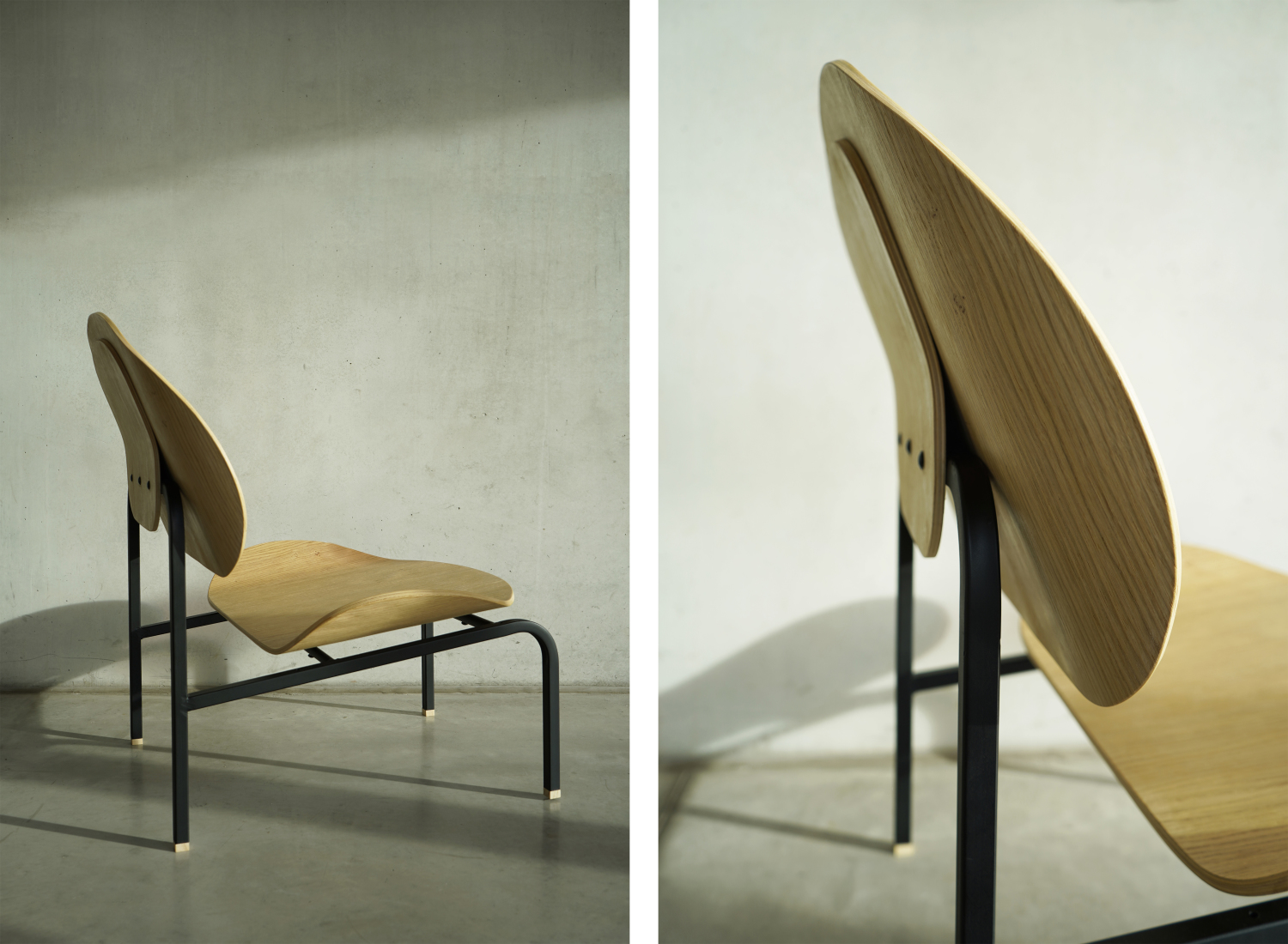 LINUS - lounge chair - 1 by Cserba Anna