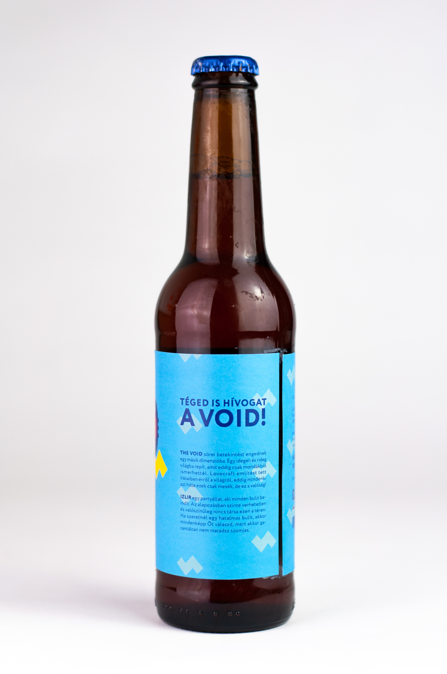 THE VOID - CRAFT BEER - 1 by Elekes Pál