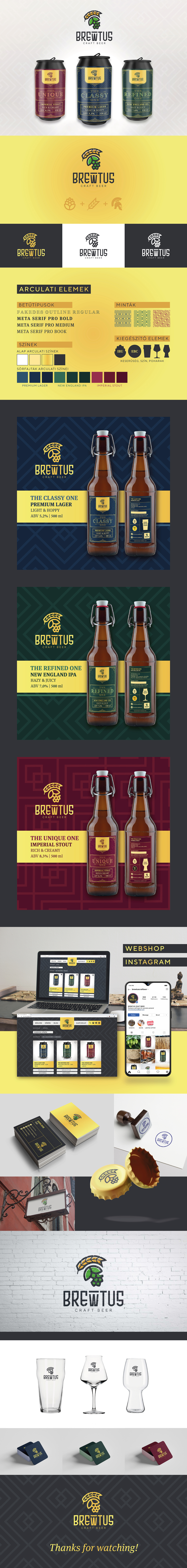 Brewtus Craft Beer - 1 by Kis Tamás