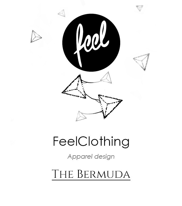FeelClothing - The Bermuda - 1 by Orbán Gergely Dávid