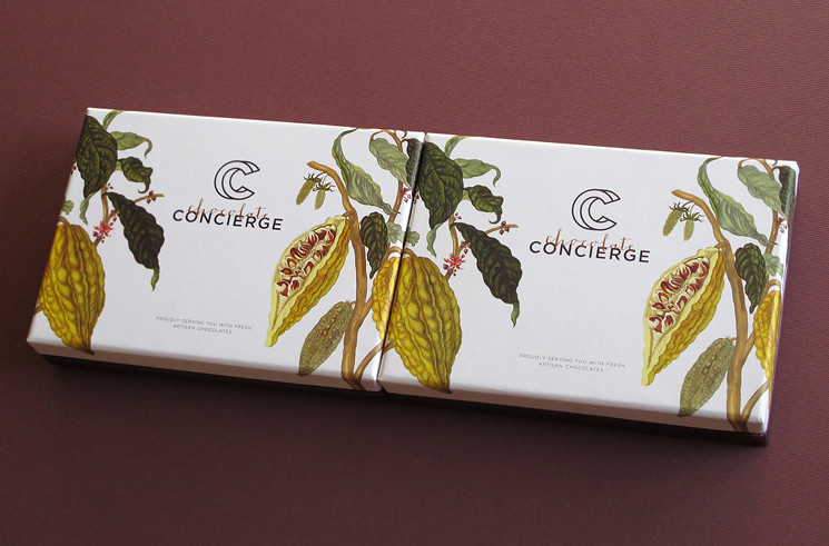 Chocolate Concierge - 1 by Anagraphic