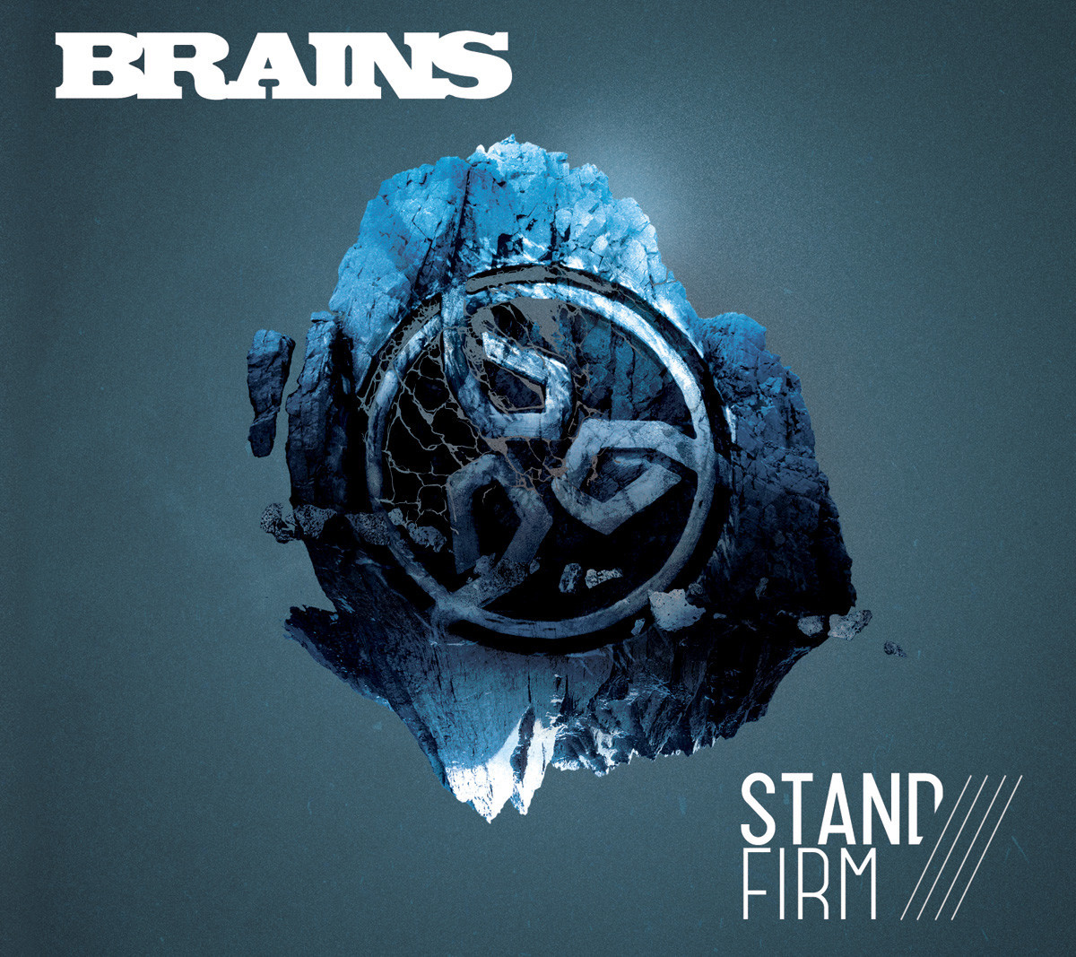 BRAINS /// STAND FIRM - 1 by Lossonczy Bazsó