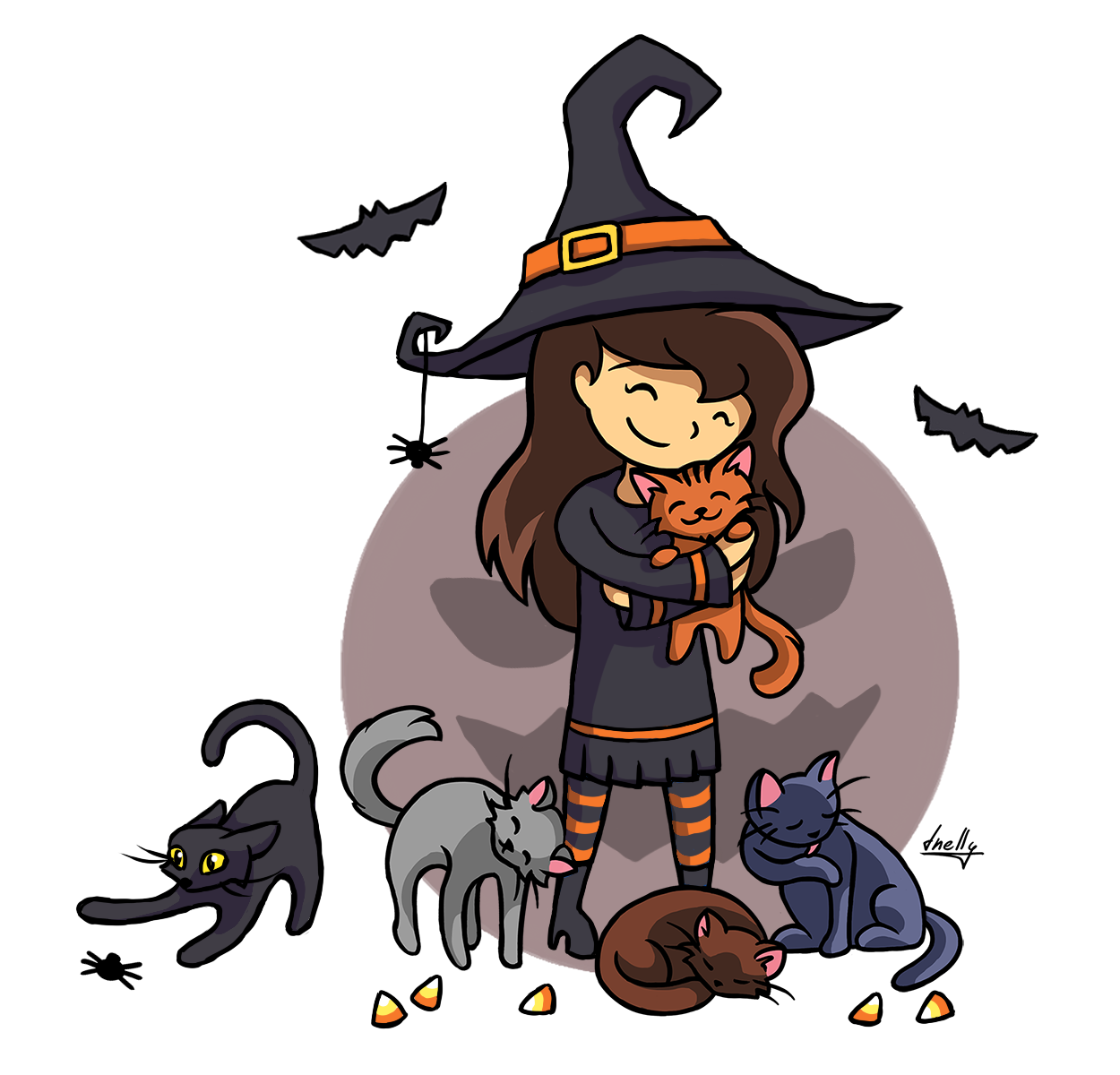 Caturween - 1 by Tizedes Petronella