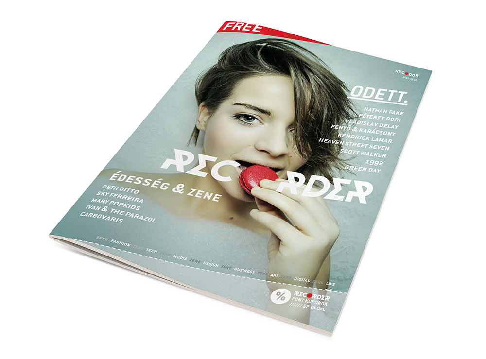 Recorder magazin - 1 by José Simon