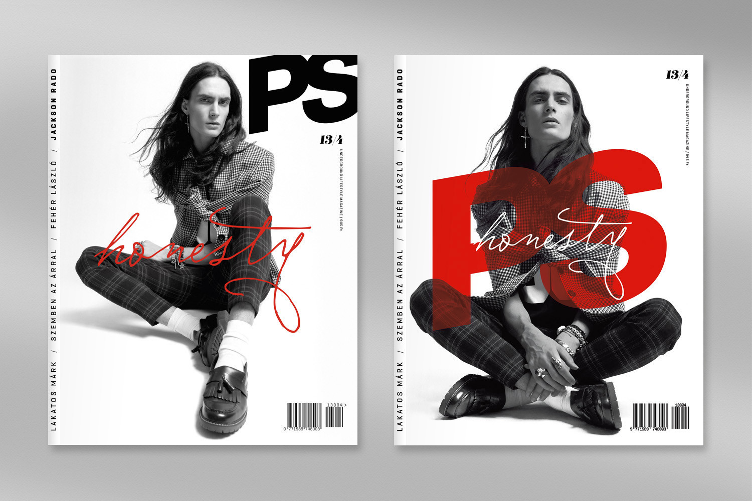 PS magazin - 13/4 - 1 by José Simon