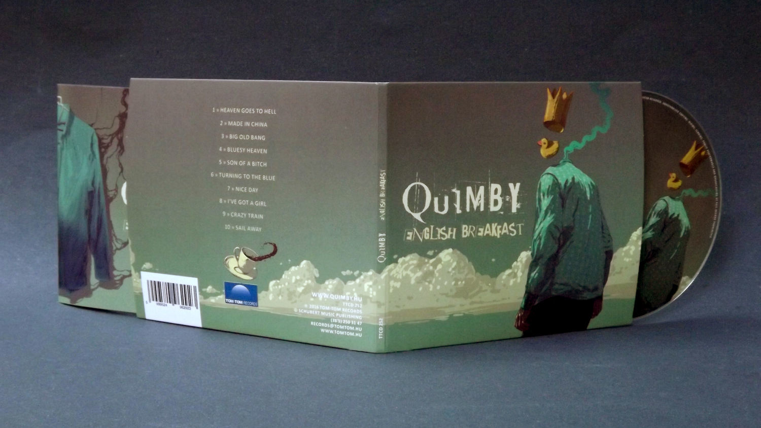 Quimby/English Breakfast - 1 by Lossonczy Bazsó