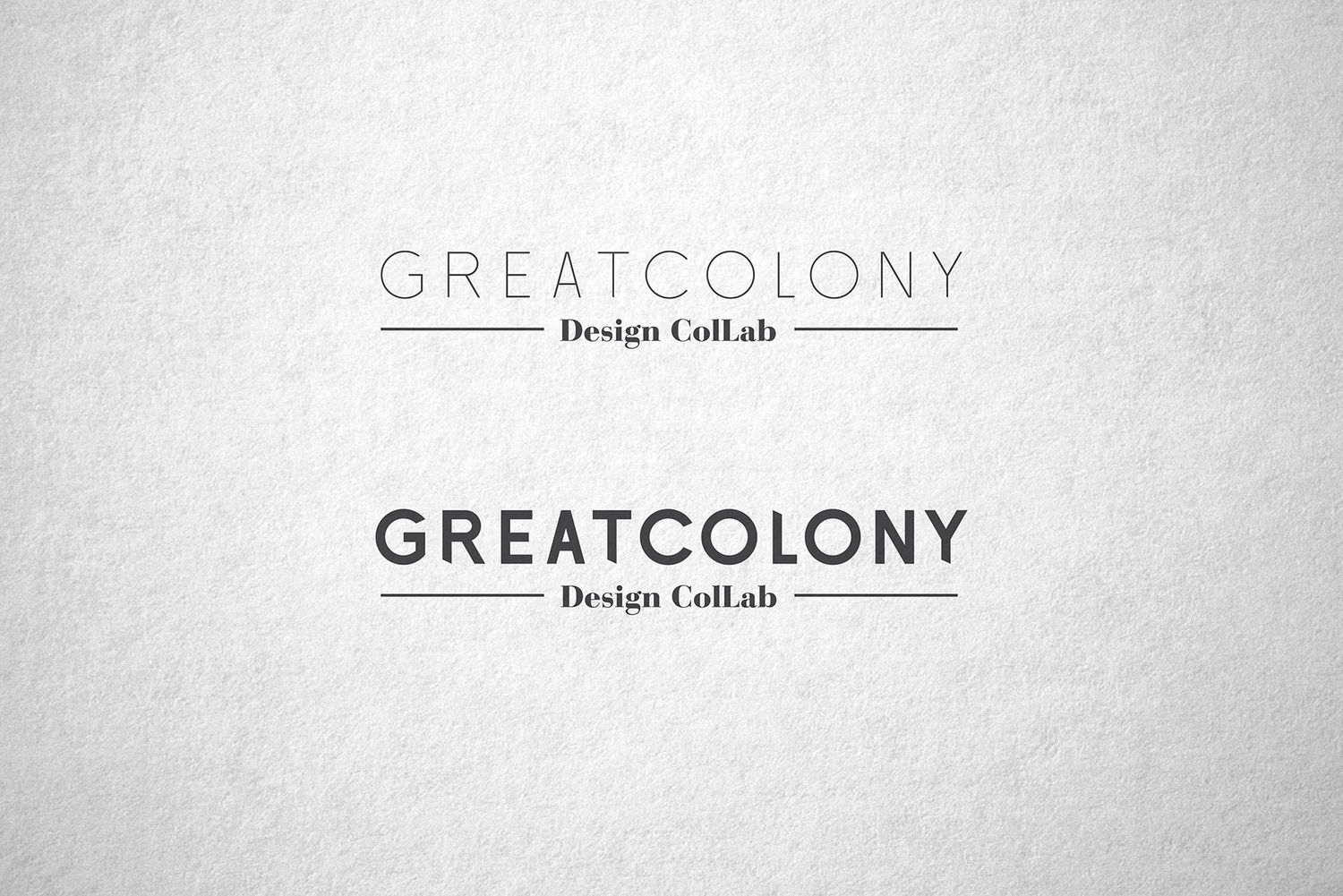GreatColony / Logofolio - 1 by GreatColonyDesignColLab