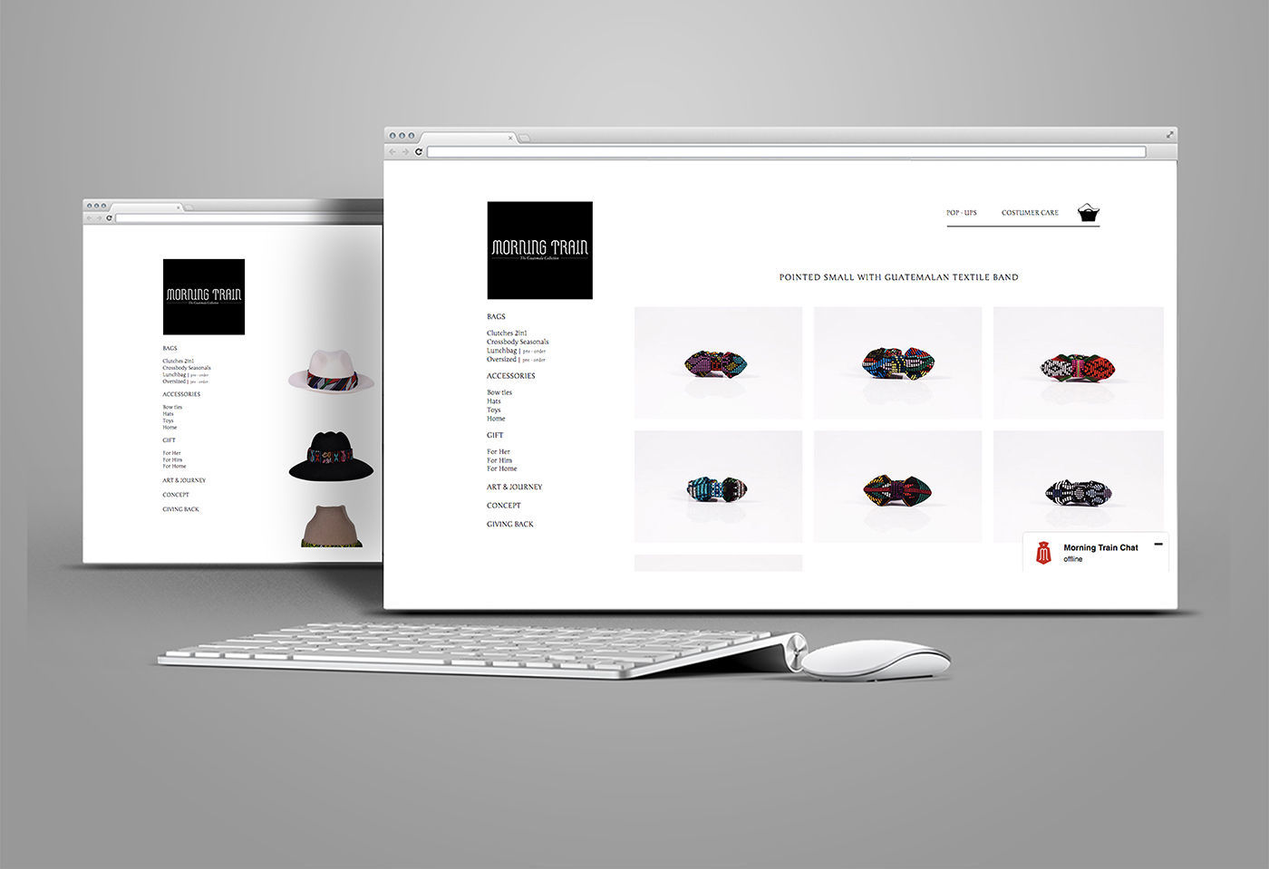 Webshop design - 1 by GreatColonyDesignColLab