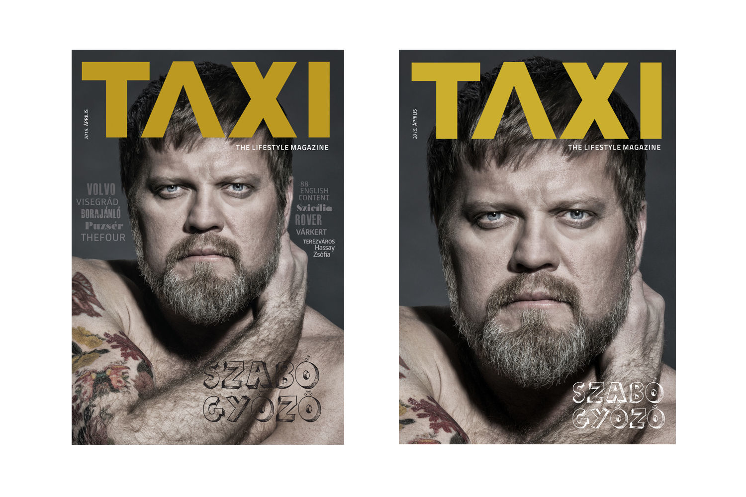TAXI MAGAZIN - 1 by petrilladesign