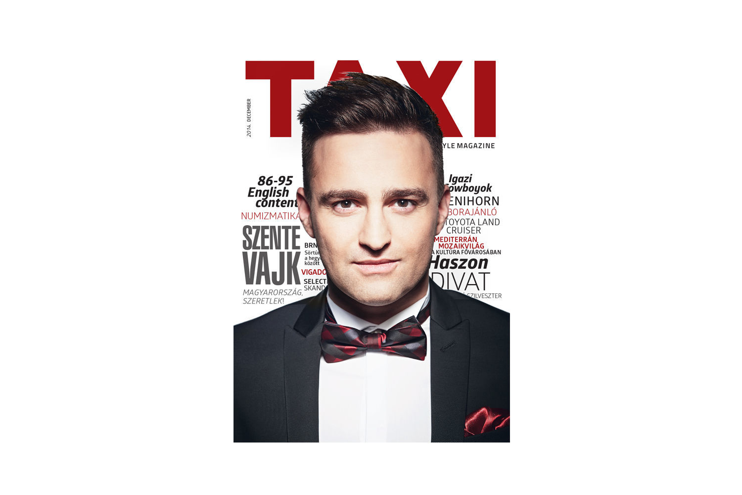 TAXI MAGAZIN 2 - 1 by petrilladesign