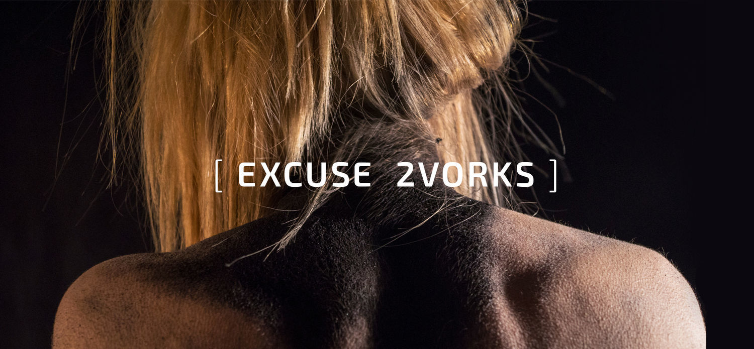 EXCUSE 2VORKS // video  - 1 by Synthetix saiNee