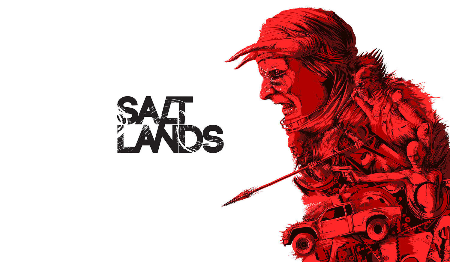 Saltlands the board game - 1 by Lossonczy Bazsó
