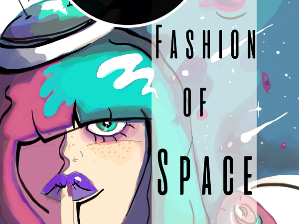 Discover the fashion of space
