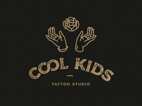 Cool Kids Tattoo Studio - Branding