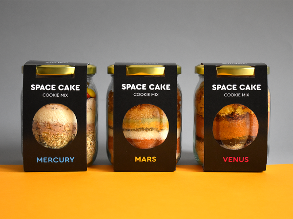 Space Cake // Get High With NASA!