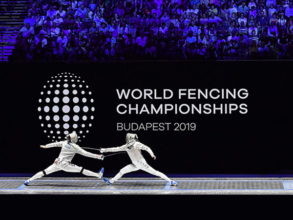 World Fencing Championships 2019