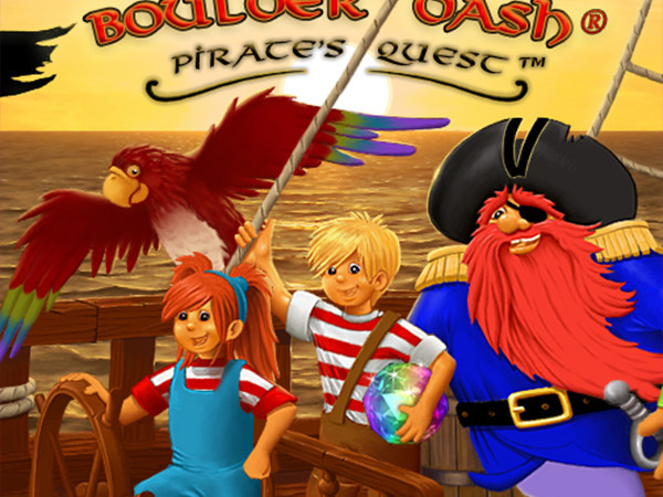 Boluder Dash - Pirates Quest