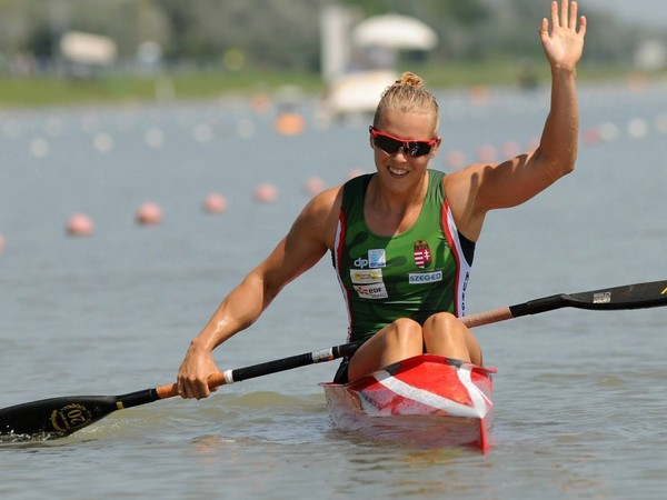 Hungarian National Kayak Canoe Team Dress design