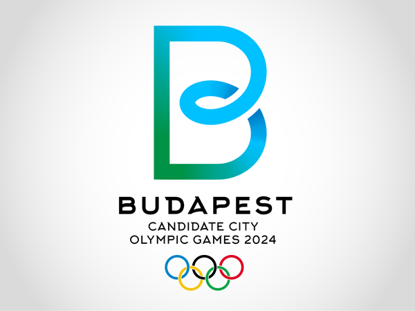 "Budapest Candidate City Olympic Games 2024 - ""B+P"""