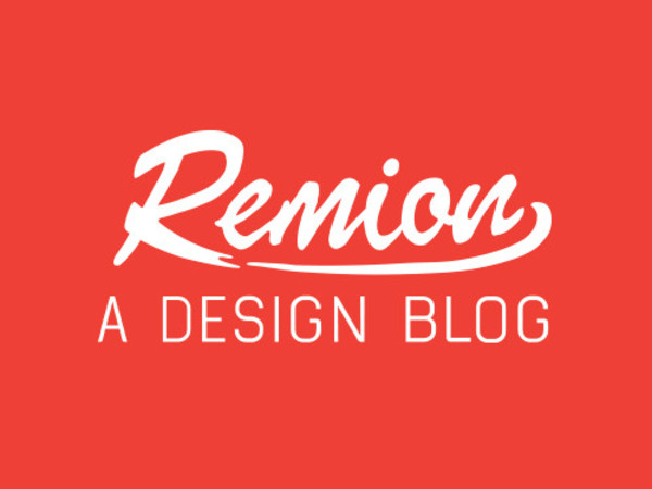 Remion Design Blog / Logo