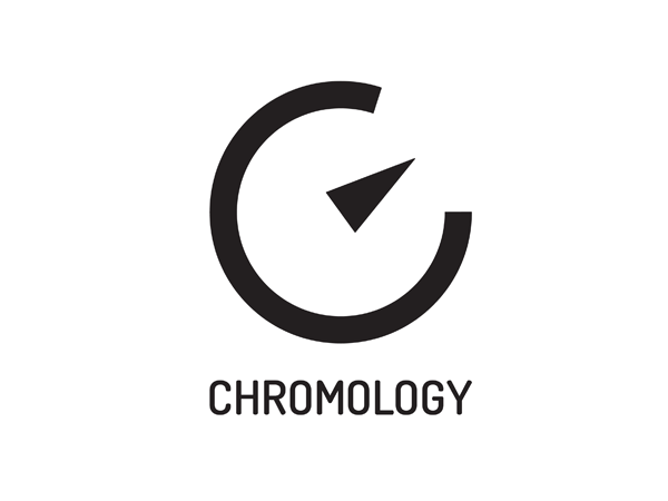 Chromology logo design
