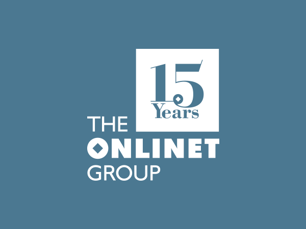 The ONLINET Group Identity Facelift