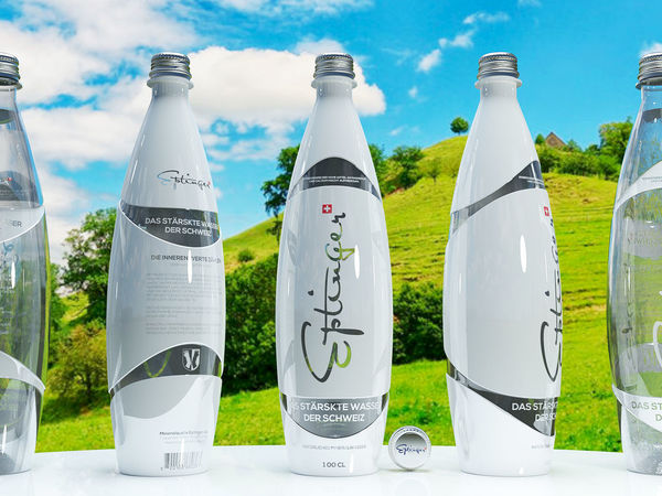 Mineral Water Bottles  / Restaurant Version