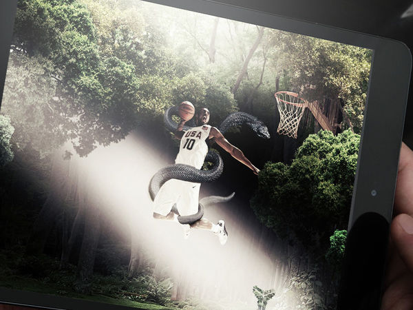Nike Basketball, Mamba Lessons
