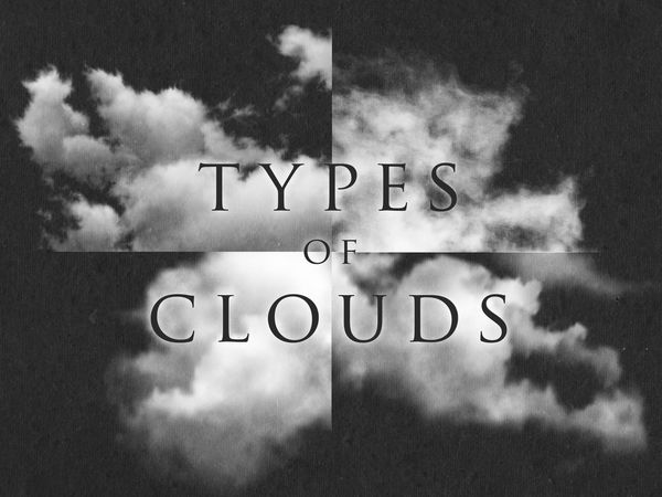 Vertical Amigo - Types of Clouds album art