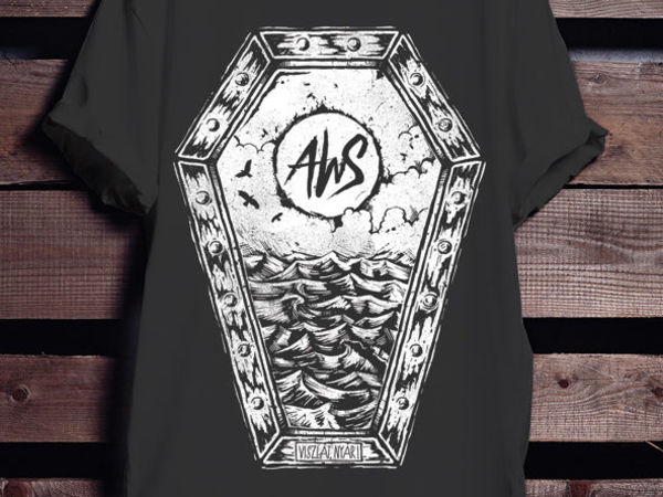 AWS T-shirt design