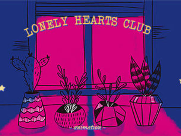 lonely hearts club.