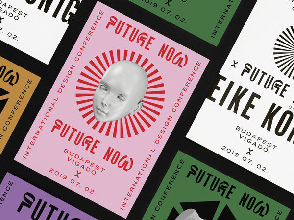 Future_Now International Design Conference - Budapest