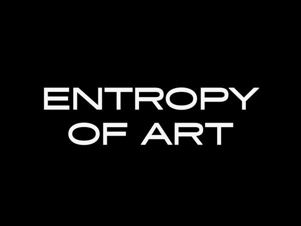 ENTROPY OF ART